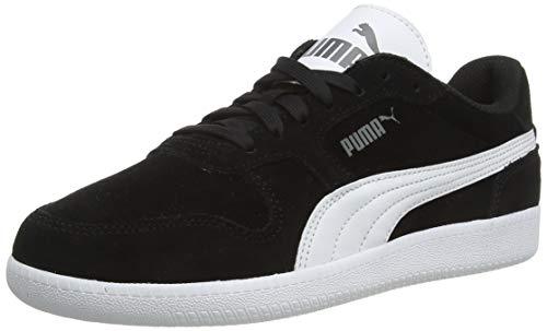 PUMA Unisex Icra Trainer Sd Sneaker, Schwarz Black White, 43 EU