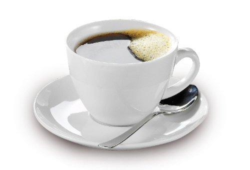 Esmeyer Kaffee-Tassen Bistro 0,20l mit Untertasse 12-teilig,...