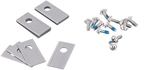 WORX WA0190 Landroid Ersatzmesser - original Ersatzklingen für alle...