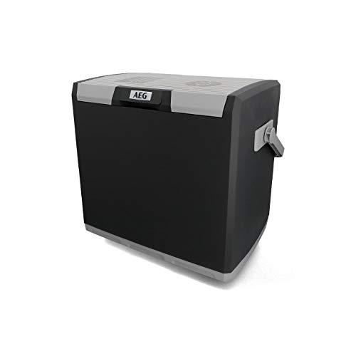 AEG Automotive Thermoelektrische Kühlbox KK 28 Liter, 12/230 Volt...