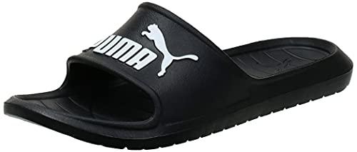 PUMA Unisex Divecat V2 Zapatos de playa y piscina, Weiß Puma Black...
