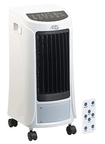 Sichler Haushaltsgeräte Klimagerät Kühlen: 4in1-Luftkühler mit...