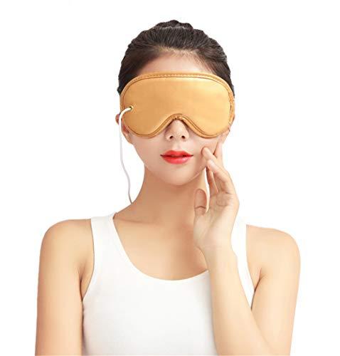 Beheizte Augenmaske - Elektrische Heizkissen Augenmaske...