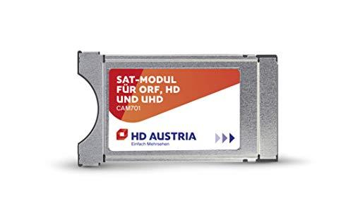 HD Austria CI Modul CAM701 HD Karte (ORF HD, ATV HD, PULS 4 HD,...
