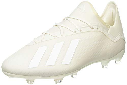 adidas Herren X 18.2 Fg Fußballschuhe, Weiß (Off White/Ftwr...
