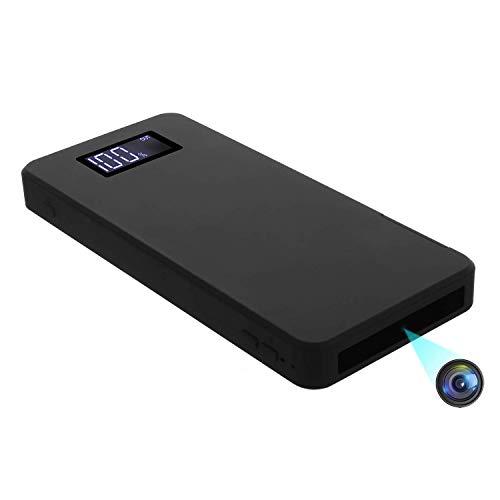 Mini-Kamera 1080P Tragbare Kleine Überwachungskameras 10000mAh Kamera...
