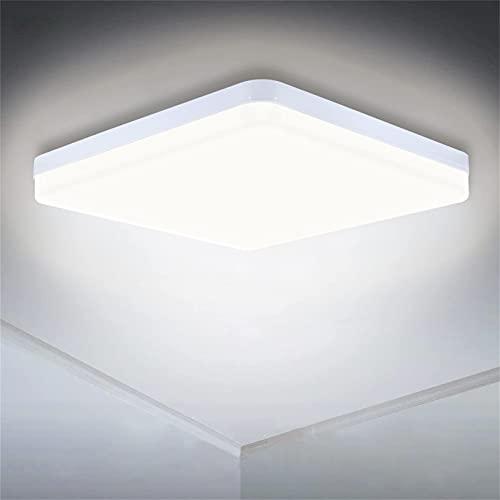 LED Deckenleuchte 36W, SUNZOS 4000K 3240LM Deckenlampe Led für Lampe...