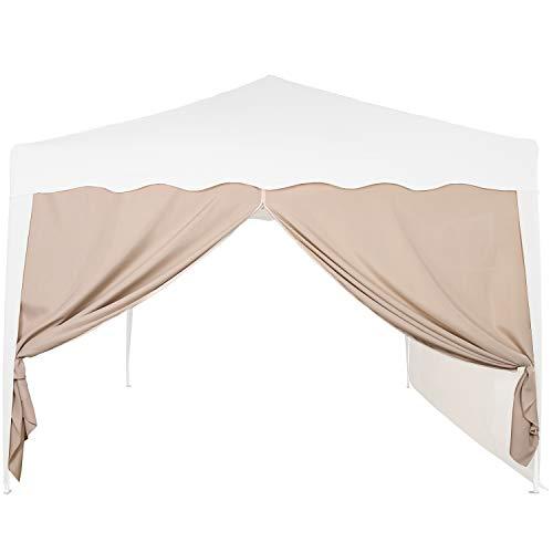INSTENT® Basic Seitenwand/Seitenteil für Pavillon 3x3m mit Fenster...