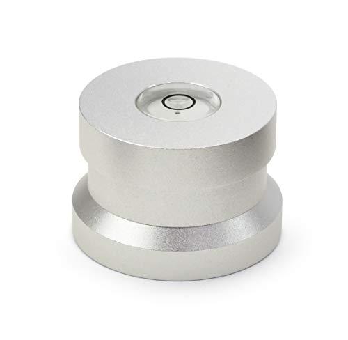 Dynavox Single Puck ASP3, Adapter aus Aluminium für 45er...