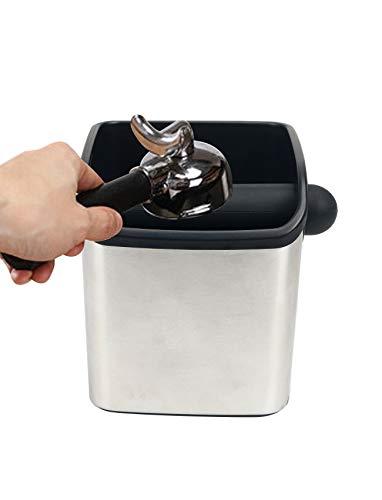 Abschlagbehälter für Siebträger,Coffee Knock Box,Abklopfbehälter...