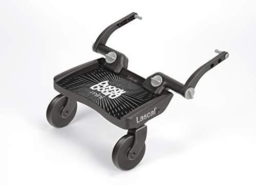 Lascal BuggyBoard Mini, Kinderbuggy Trittbrett mit Stehfläche,...