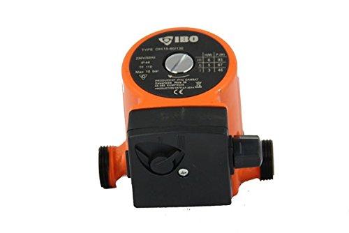 Umwälzpumpe Heizungspumpe 15-60 130 230V IBO inklusive 1X3/4'