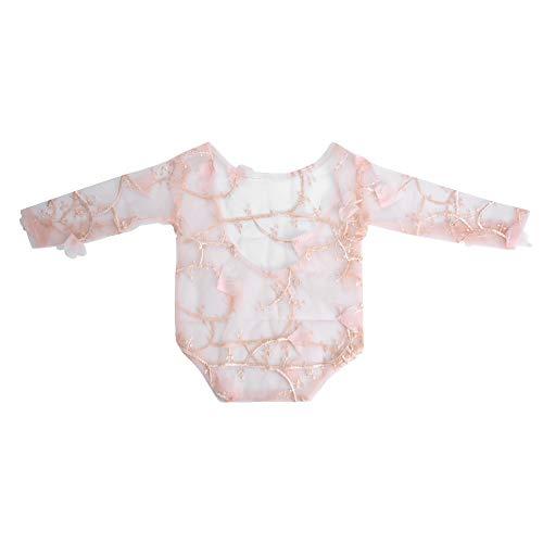 Baby Anzug Spitze Kleidung Blütenblatt Fotografie Requisiten Props...