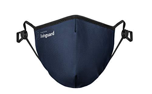 Livinguard – PRO MASK | 3-Lagige Gesichtsmaske | Verstellbar,...