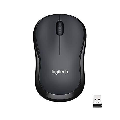 Logitech M220 Silent Kabellose Maus, 2.4 GHz Verbindung via...
