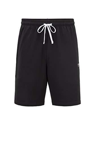 BOSS Herren Mix&Match Shorts Loungewear-Shorts aus elastischer...