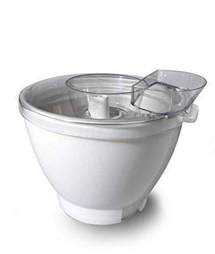 Kenwood Zubehör-Set, Eisbereiter Chef XL (geeignet für Eisbereiter...