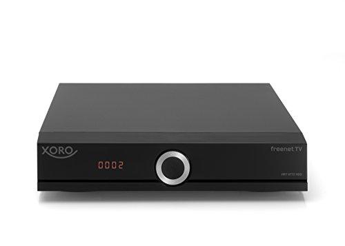 Xoro HRT 8772 HDD Full-HD DVB-T2 Receiver (HEVC H.265 Twin Tuner,...