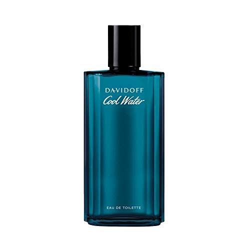 DAVIDOFF Cool Water Man Eau de Toilette, aromatisch-frischer...