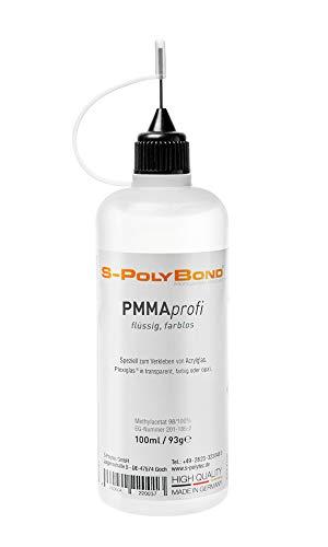 S-PolyBond® Acrylglas, Plexiglas Kleber, Klebstoff,...