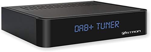 Vistron Youtune 1 DAB+ Radiotuner, digitaler DAB Radioadapter (HiFi...