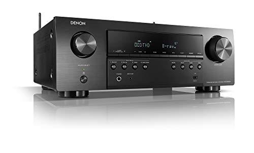 Denon AVR-S650H 5.2-Kanal AV-Receiver, Hifi Verstärker, Alexa...