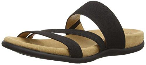 Gabor Shoes 03.702 Damen Pantoletten ,Schwarz (87 schwarz) ,39 EU