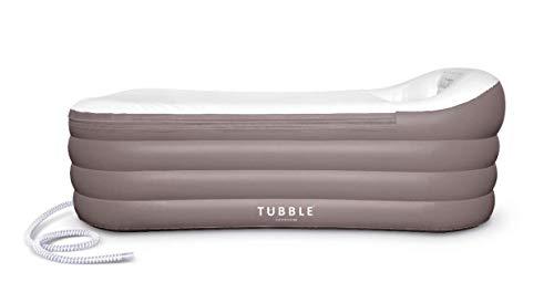 Tubble® Royale Air Bath - Aufblasbare Badewanne für Erwachsenen,...