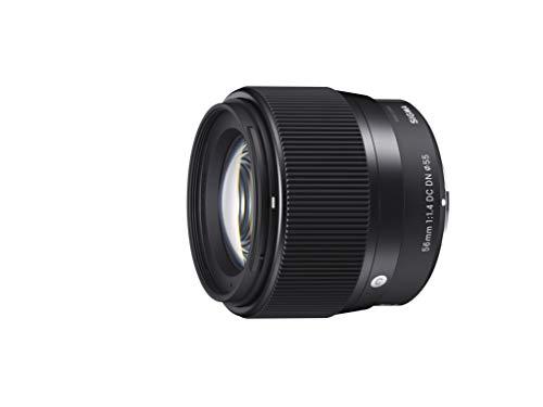 Sigma 56mm F1,4 DC DN Contemporary Objektiv (55mm Filtergewinde) für...