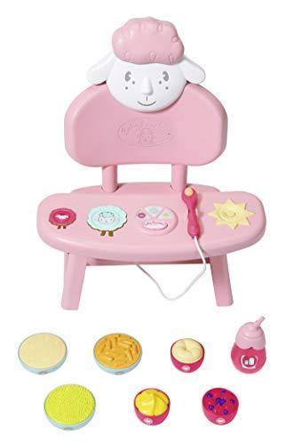 Zapf Creation 701911 Baby Annabell Lunch Time Tisch Puppenzubehör mit...