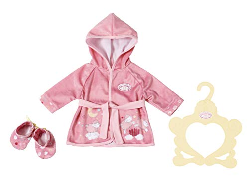 Zapf Creation 701997 Baby Annabell Sweet Dreams Bademantel...