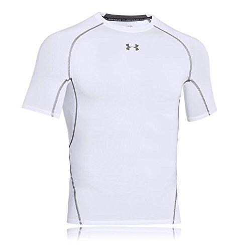 Under Armour UA HeatGear Short Sleeve, kurzärmliges Funktionsshirt,...