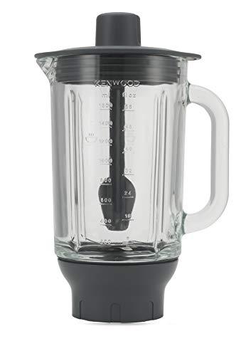 Kenwood ThermoResist Glas-Mixaufsatz KAH359GL, Zubehör für Kenwood...