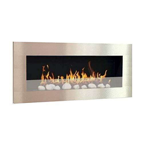 Ethanolkamin Gelkamin Kaminofen Wandkamin Design Don Fuego XXL +...