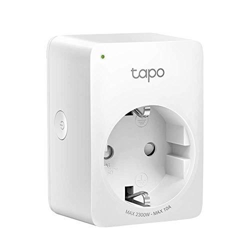 TP-Link Tapo WLAN Smart Steckdose Tapo P100, Smart Home WiFi...