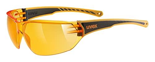 uvex Unisex– Erwachsene, sportstyle 204 Sportbrille,...