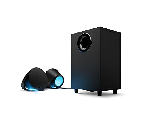 Logitech G 560 PC Gaming Ultra Surround Sound Lautsprecher mit...