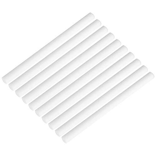 10 Pack 8 x 123mm Filter Cotton Sticks Schwamm Sticks Refill Ersatz...