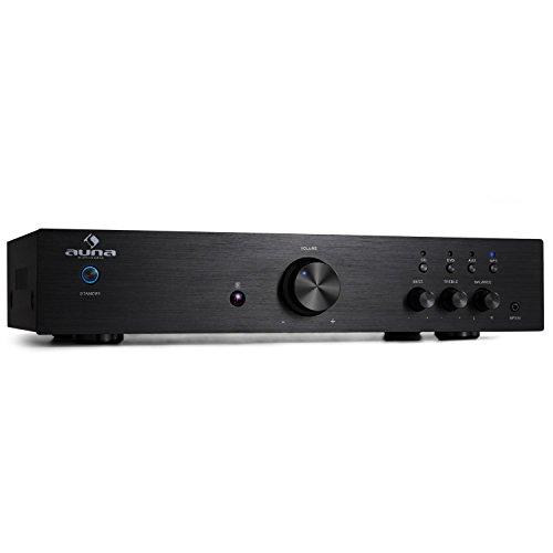 auna AV2-CD508, HiFi Audio-Verstärker, Stereo Endstufe, max. 600...