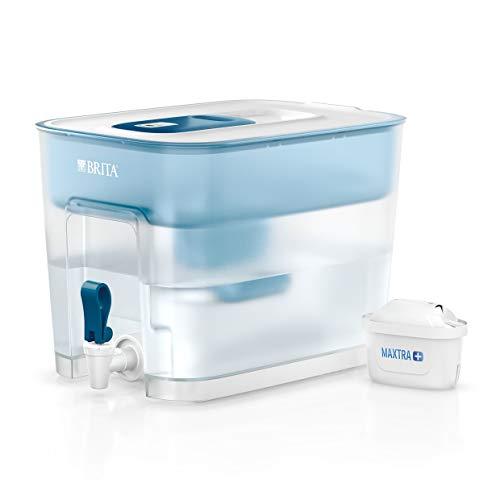 BRITA Wasserfilter-Station Flow inkl. 1 MAXTRA+ Filterkartusche –...