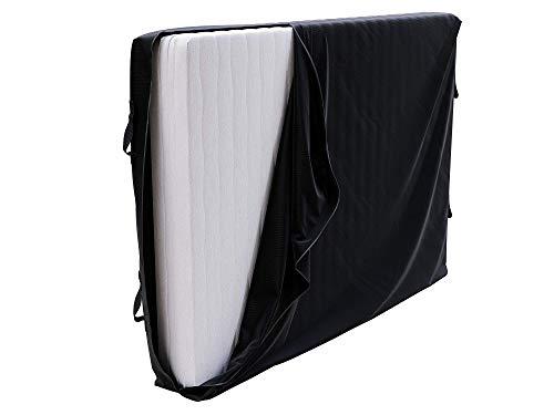 Matratzenhülle zur Lagerung und für Umzüge 140x200 x 30 cm...