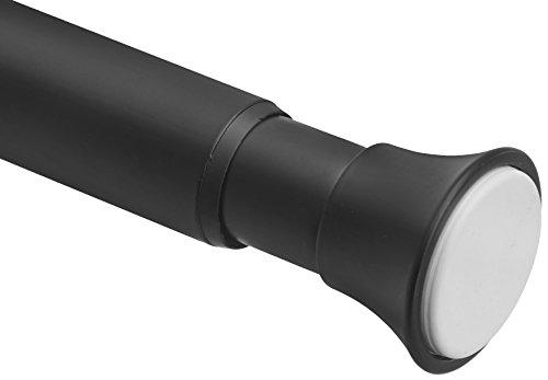 Amazon Basics Teleskop-Duschvorhangstange zum Einklemmen, 91-137 cm,...