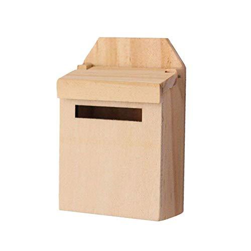 Puppenhaus Zubehör, 1: 12 Skaladollhouse-Zubehör Puppenhaus aus Holz...