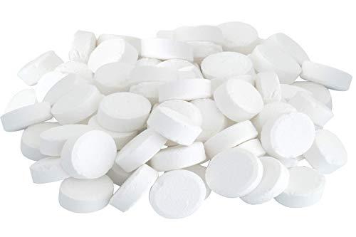 Bestpool Pool Zubehör Chlor Tabletten a 20 gr Mini Tabs in 1 kg Dose