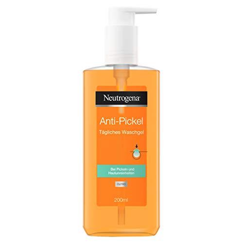 Neutrogena Anti-Pickel Gesichtsreinigung, Tägliches Waschgel mit...