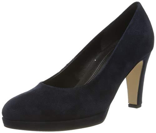 Gabor Shoes Damen Fashion Pumps, Blau (River 46), 39 EU
