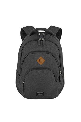 travelite Rucksack Handgepäck mit Laptop Fach 15,6 Zoll, Gepäck...