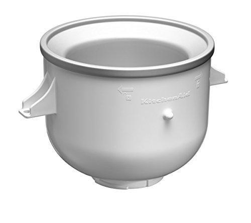 KitchenAid KICA Speiseeismaschine-Zubehör Küchenmaschine, iron, 1.9...