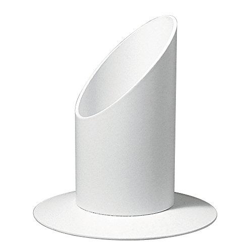 Rayher Kerzenhalter aus Metall, ideal für Stabkerzen, Stumpenkerzen,...