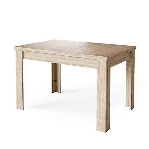 Vicco Esstisch Esszimmertisch Küchentisch ausziehbar 120-160x80cm...